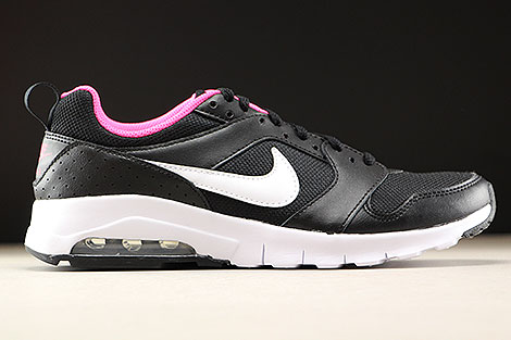 Nike Air Max Motion GS Black White Hyper Pink Right