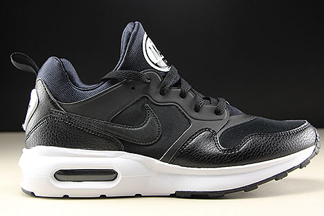 Nike Air Max Prime Black White Right