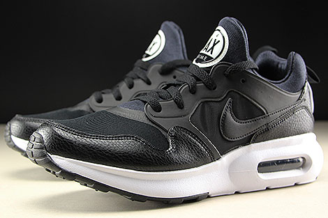 Nike Air Max Prime Black White Sidedetails