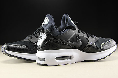Nike Air Max Prime Black White Inside