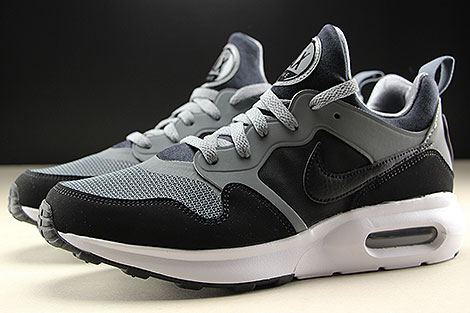 Nike Air Max Prime Cool Grey Black White Profile