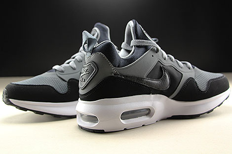 Nike Air Max Prime Cool Grey Black White Inside