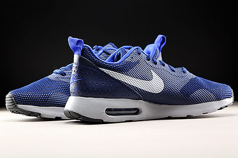 Nike Air Max Tavas Binary Blue Wolf Grey Inside
