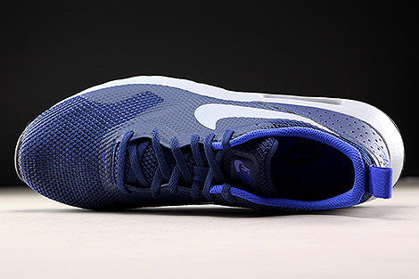 Nike Air Max Tavas Binary Blue Wolf Grey Over view