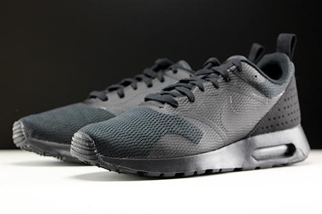 Nike Air Max Tavas Black Black Black Sidedetails
