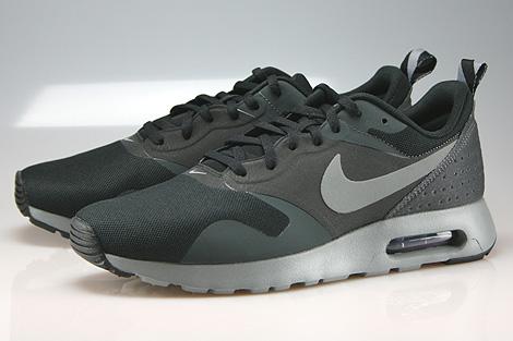 Nike Air Max Tavas Black And Grey