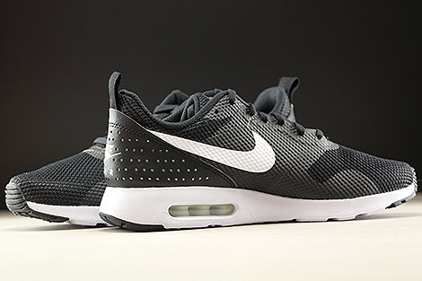 Nike Air Max Tavas Black White Inside