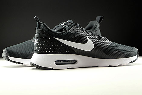 Nike Air Max Tavas Black White Black Inside
