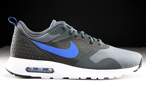 Nike Air Max Tavas Dark Grey Game Royal Anthracite Black