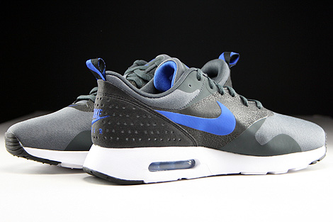 Nike Air Max Tavas Dark Grey Game Royal Anthracite Black Inside