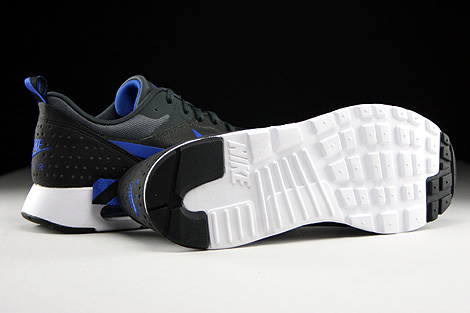 Nike Air Max Tavas Dark Grey Game Royal Anthracite Black Outsole