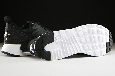 Nike Air Max Tavas Essential Black Black White Outsole
