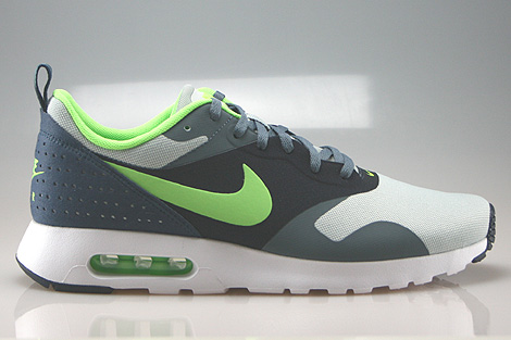 competitive price e7c58 b8537 ... Nike Air Max Tavas Grey Mist Flash Lime Armory Slate Obsidian ...