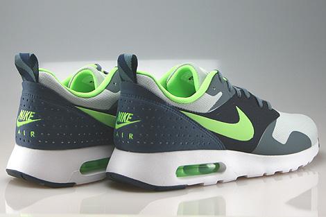 new product 7fb74 ceb40 Nike Air Max Tavas Green Grey ...