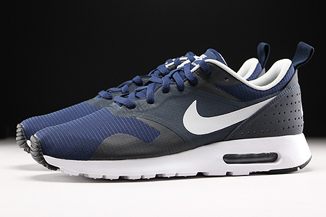 wholesale dealer 9fe18 8edda ... Neutral Grey Dark Obsidian 705149 ... nike air max tavas essential -  armory slate   midnight navy