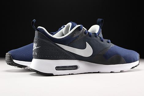 Nike Air Max Tavas Dunkelblau Grau Weiss Innenseite