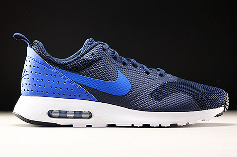 Nike Air Max Tavas Obsidian Hyper Cobalt Black Right