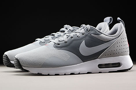 Nike Air Max Tavas SE Wolf Grey Cool Grey Profile