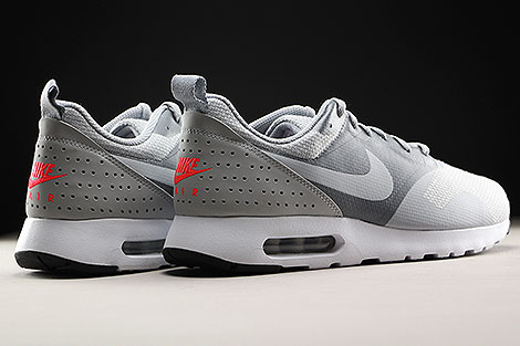 Nike Air Max Tavas SE Wolf Grey Cool Grey Back view