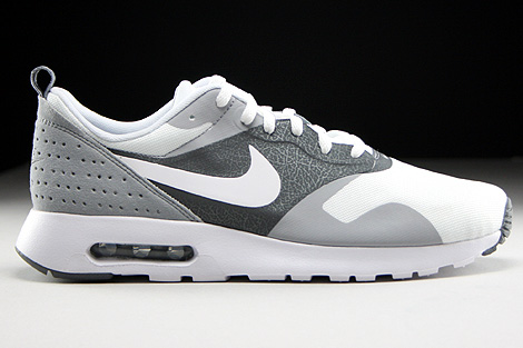 Nike Air Max Tavas White Cool Grey Wolf Grey