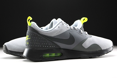Nike Air Max Tavas Wolf Grey Anthracite Cool Grey Black Inside