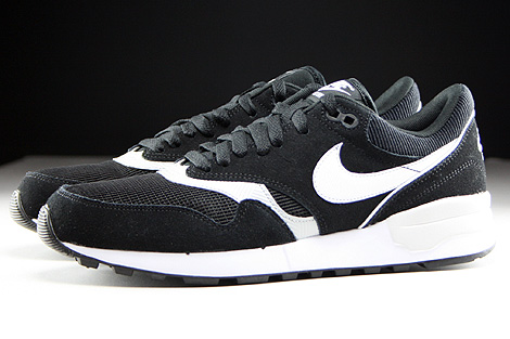 Nike Air Odyssey Black White Neutral Grey Profile