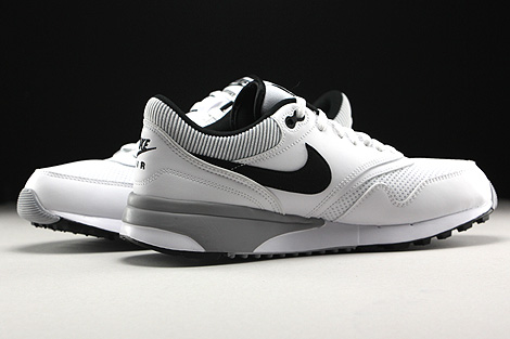 Nike Air Odyssey White Black Wolf Grey Inside