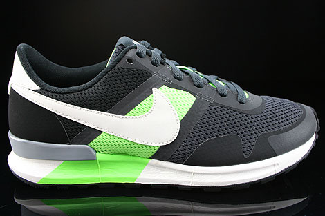 outlet store 02437 81dfd ... Nike Air Pegasus 8330 Anthracite Sail Flash Lime Black Right ...