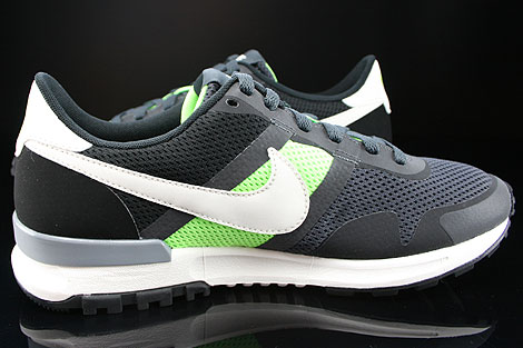 Nike Air Pegasus 83/30 Anthracite Sail Flash Lime Black Inside