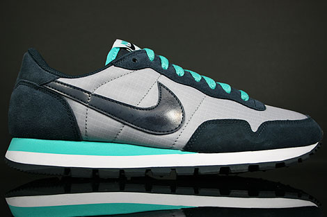 Nike Air Pegasus 83 SI Wolf Grey Dark Obsidian Right