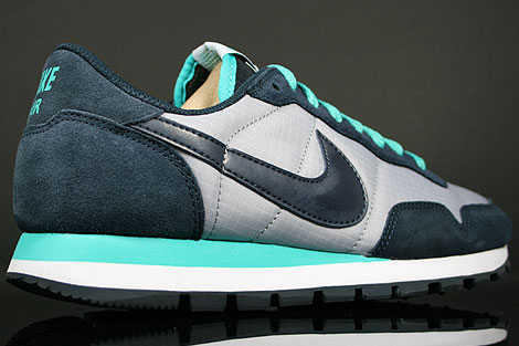 Nike Air Pegasus 83 SI Wolf Grey Dark Obsidian Over view