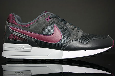 Nike Air Pegasus 89 Anthracite Silver Dark Charcoal Right