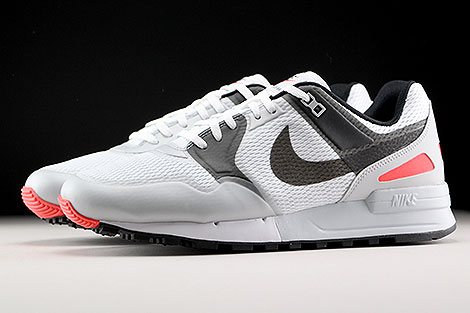 Nike Air Pegasus 89 NS White Anthracite Bright Crimson Profile
