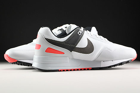 Nike Air Pegasus 89 NS White Anthracite Bright Crimson Inside