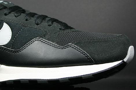 Nike Air Pegasus 92 Black Matte Silver Sangria Inside