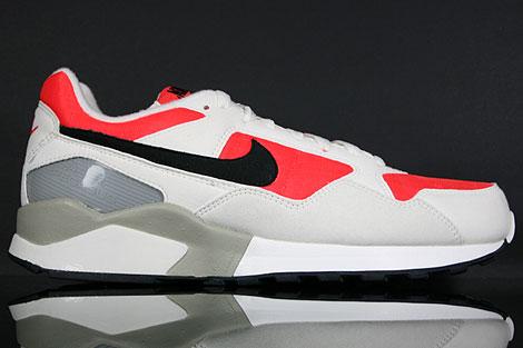Nike Air Pegasus 92 Weiss Schwarz Rot Grau