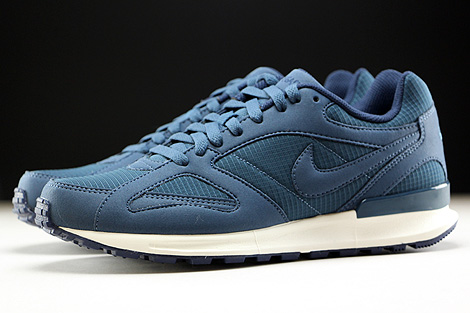 Nike Air Pegasus New Racer Squadron Blue Midnight Navy Sail Profile