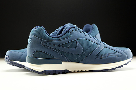 Nike Air Pegasus New Racer Squadron Blue Midnight Navy Sail Inside
