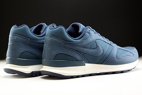 Nike Air Pegasus New Racer Squadron Blue Midnight Navy Sail Back view
