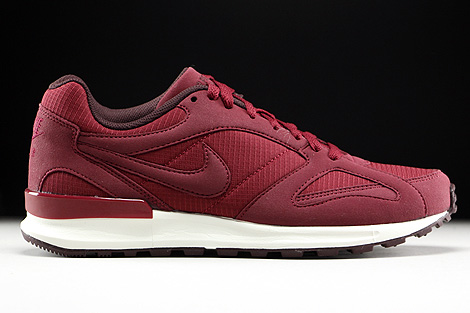 Nike Air Pegasus New Racer Team Red Mahogany Sail Right