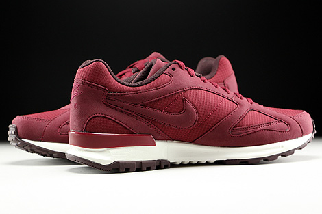 Nike Air Pegasus New Racer Team Red Mahogany Sail Inside