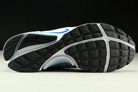 Nike Air Presto Essential Schwarz Blau Hellblau Weiss Laufsohle