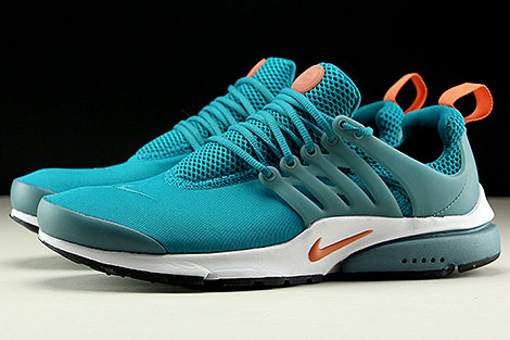 Nike Air Presto Essential Blustery Terra Orange Profile