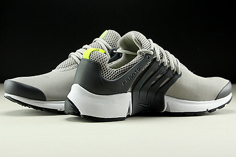 Nike Air Presto Essential Cobblestone Volt Anthracite Inside