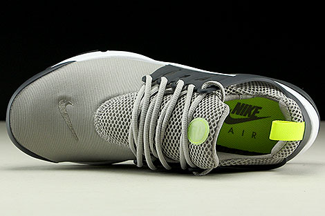 Nike Air Presto Essential Cobblestone Volt Anthracite Over view
