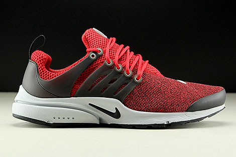 Nike Air Presto Essential University Red Black