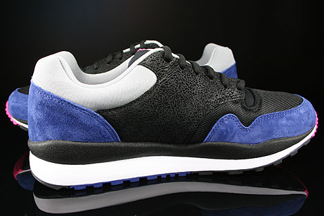 Nike Air Safari Black Pink Foil Deep Royal Blue Silver Inside
