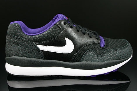 Nike Air Safari LE Anthracite White Black Purple