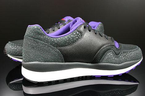 Nike Air Safari LE Anthracite White Black Purple Inside