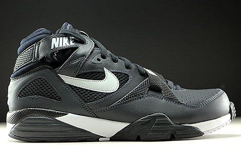 Nike Air Trainer Max 91 Anthracite Pure Platinum Black Right